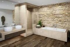 Bild-Badezimmer-in-einer-Villa